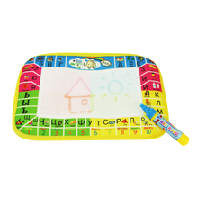 Water Drawing Painting Aquadoodles Mat Aquadraw Boards & Pen Kids Children Toys