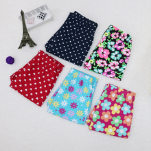 2018 new arrival baby girls knee length pants toddler capris children summer thin legging cotton kids clothes Infant clothing(China)