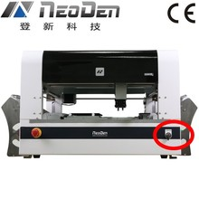 High precision SMT pick and place machine NeoDen4+17 feeders+ 5 free present feeders!!(China)