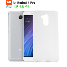Original Xiaomi Redmi 4 Pro Soft Case for Xiaomi Redmi 4 PRO High Quality PP+TPU Material | Ultra-thin ultra-light