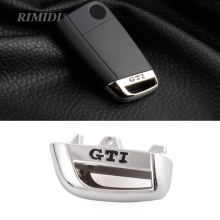 Car metal Key chain base For Volkswagen VW Golf 7 MK7 GTI/R Skoda Octavia A7 A 7 2014 2015 2016 SEAT Leon Ibiza(China)