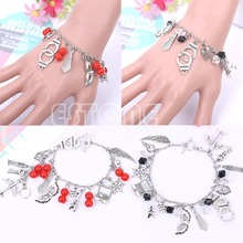 Fashion Women Charm Inspired Bracelet Gift For Fifty Shades Of Grey New-W128