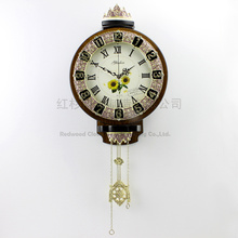 Nobility type wall clock fashion pendulum clock classical watches and clocks rf479