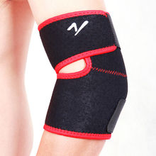 Elbow Pads Protect Strained Adjustable Warm Armband Breathable Durable Elbow Pads(China)