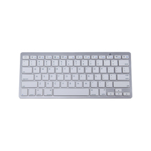 Mini Bluetooth Wireless Keyboard Portable Ultrathin Long Standby Time Silenced 78 Keys for Windows IOS Android iPad iPhone KK01