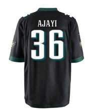 Philadelphia Men's Jay Ajayi Carson Wentz Brian Dawkins Corey Graham Torrey Smith Alshon Jeffery Fletcher Cox Zach Ertz jersey(China)