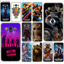 Buy Guardians Galaxy Marvel groot rocket Hard Case Cover Samsung Galaxy S8 Plus S3 S4 S5 & Mini S7 Edge S6 Edge Plus for $1.66 in AliExpress store