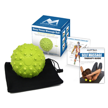 13cm Health Care EVA Massage Ball Relieve Pain Tension Relax Muscles Trigger Point Therapy Lacrosse Ball(China)