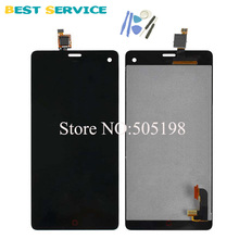 For ZTE Nubia Z7 Mini LCD Screen Display With Touch Digitizer Screen Assembly LCD Complete Replacement + tool
