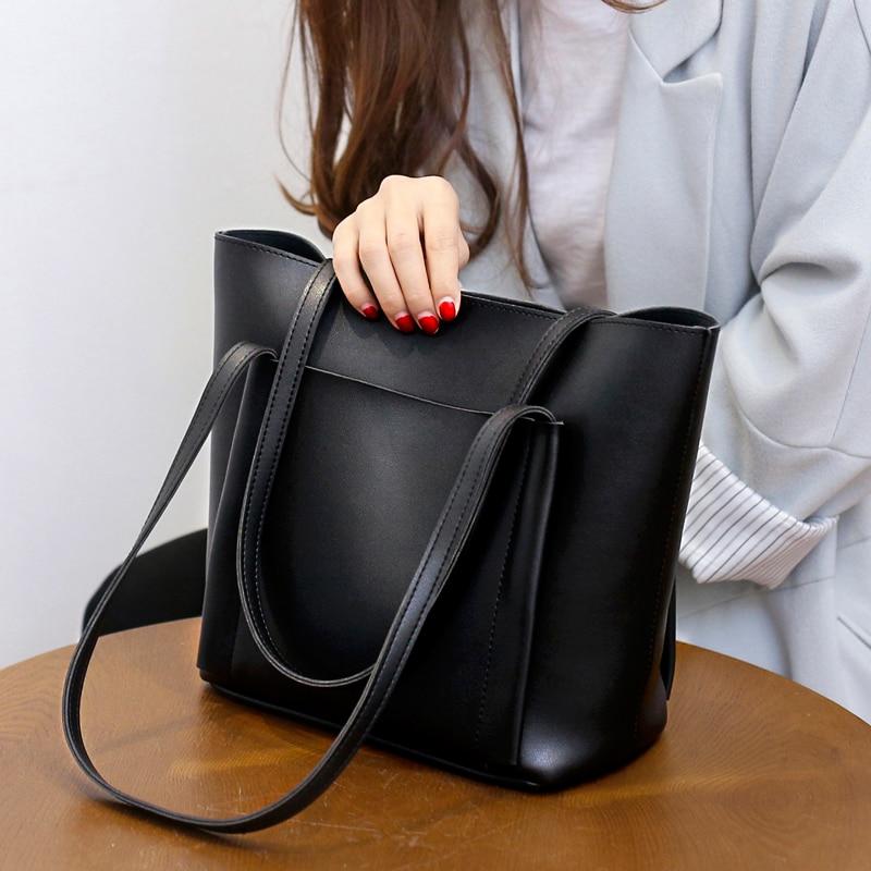 women fashion brand shoulder bag ladies casual shopping handbag small composite bags women messenger tote bags bolsos mujer b209<br><br>Aliexpress