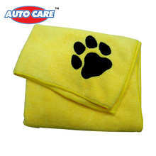 Auto Care 70*112cm Ultra-absorbent Microfiber Pet Drying Towel Dog Cat Cleaning Necessary Bath Towel High Quality Pet Product