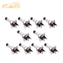 10pcs H7 24V 70W 4300K Yellow Fog Halogen Bulb light Car Light Lamp car styling car light source(China)