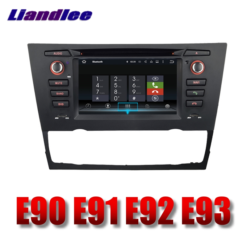 Liandlee Car Multimedia Player NAVI For BMW 3 E90 E91 E92 E93 2005~2013 With DVD BT Car Radio Stereo GPS Navigation Touch Screen 6