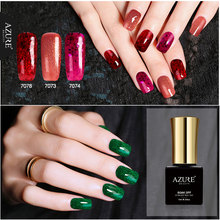 Azure Beauty Shining Color Gel Nail Polish Soak-off Gel Nail Polish LED UV 7ml Nail Gel Long-lasting Lacquers Nail Glue