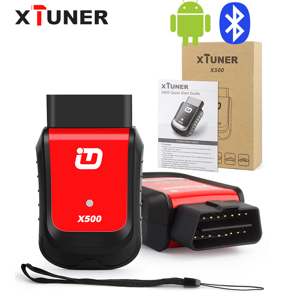 2017 New Version Bluetooth XTUNER X500 Easydiag OBDII Full System Diagnostic Tool Support ANDROID WINDOWS Vpecker Upgraded <br><br>Aliexpress