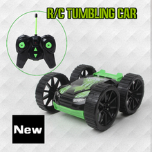 RC Car 4CH Double-Side RC Drift Car Rock Crawlers Rolling Remote Buggy Cars With Radio Remote Controller Controlled Cars Auto RC