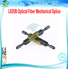 2017 New Universal Free Shipping L925B 10Pcs/Pack Optical Fiber Mechanical Splice Optical Fiber Splicer Supply Mechanical Splice
