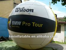 free shipping 10ft 3m dia giant inflatable Volleyball
