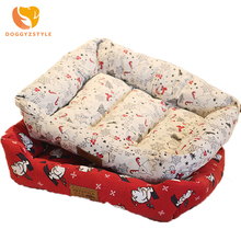 Christmas Dog Nordic Pet Cat Dog Bed Mat 5 Colors Kennel Cat Little Pet Nest Top Quality For Promotion(China)
