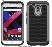 Hybrid Rugged Rubber Shockproof Hard Football cases For Motorola Moto Z/G4 Plus/G4 Play back covers