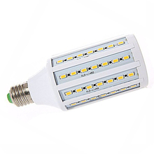 J10 New SMD 5730 E14 E26 E27 B15 B22 LED 20W bulb lamp 102leds, Corn Bulb Light AC165-265V - SuperLed Store store