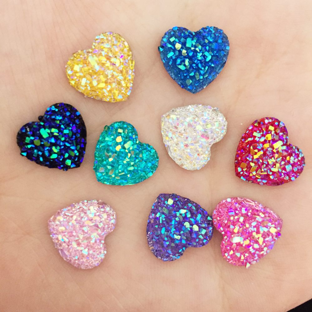 Plastic Stone 2H sew on 40pcs Tear Drop Shape Acrylic Stone for sewing Button