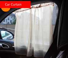 Buy Simple Car Curtain Jacobs Shrinkable Sun Blind Curtain Car Side Window Sun Shade Visor SUV Sun shade Car Styling QP197 for $5.82 in AliExpress store
