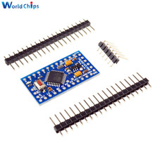 Pro Mini Atmega328 3.3V 8Mhz Board Module Arduino 328 Controller Pins Replace Atmega128 Stock - Worldchips store
