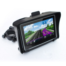 3618 JTD 4,3 inch waterproof motorcycle GPS pianet navigation potable hand hold cheapest high quality oem manufacture free map(China)
