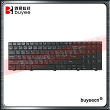 Laptop US Layout Keyboard For Dell V3700 US Keyboard with Backlight Replacement(China)