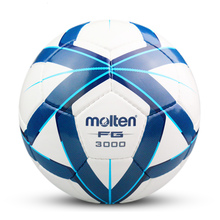 Original Molten F5G3000 Men's Soccer Size 5 Professional Outdoor Training Series PU Molten Brand Sports Soccer Football Ball