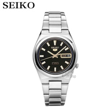 Seiko 5 Automatic Blue Dial Stainless Steel Men's Watch made in Japan SNKC51J1 SNKC55J1 SNKC57J1(China)