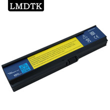 LMDTK New 9 Cells laptop battery for Acer Aspire 3030 3610 3600 3680 3050 5050 5570 5580 BATEFL50L6C40  FREE SHIPPING