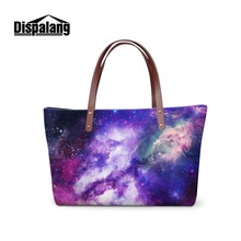 Large Capacity Shoulder Handbags for Women Casual Hand Bags Girls Big Tote Bag Pattern designer tote bags for Teen Girls school(China)