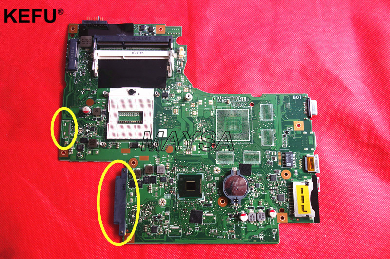 DUMB02 UMA Main Board REV:2.1 fit For Lenovo G710 Laptop Motherboard 100% Fully tested