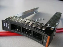 Used Hard Drive Tray 44T2216 2.5 SAS SATA Caddy for Server x3550/3650/3500/3400 M3/4 HS12  /Lower shipping for more pcs