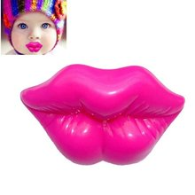 Kids Baby Pacifier Dummy Soother Lip Prank Funny Kiss Style Infant Toys Accessories