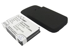 2800mAh Battery For HTC For Kaiser 110, 120, 140, Kaiser100, P4550, For TyTN II with back cover(China)