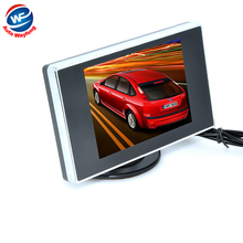 3.5 inch HD Car monitor Car Color TFT LCD Monitor Rearview DVD w/ PAL/NTSC Car  Parking Monitor Rearview Rear view Cam Monitor