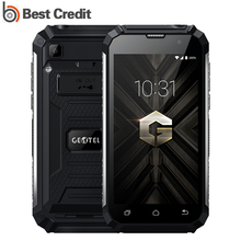 "Original Geotel G1 MTK6580A Quad Core 3G WCDMA Mobile phone 7500mAh 5.0"" HD 2GB RAM 16 GB ROM 8MP Camera Android 7.0 Smartphone"