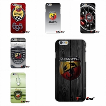 For Motorola Moto G LG Spirit G2 G3 Mini G4 G5 K4 K7 K8 K10 V10 V20 Cool Popular Car For ABARTH Logo Slim Back Silicone Case