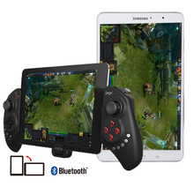 iPEGA PG-9023 PG 9023 Telescopic Wireless Bluetooth Game Controller Gamepads For Phone/Pod/Pad/Android IOS Gamecube joystick(China)