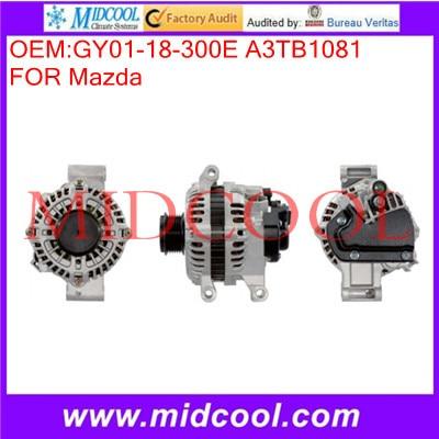 High Quanity Car Alternator OEM:GY01-18-300E A3TB1081<br><br>Aliexpress
