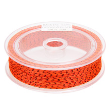 1pc White/Green/Red Fly Line 50M 30LB Backing Braided Line 8 Weaves Multifilament Polyester Fishing Line Rope Wire Tackles ISP