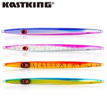 KastKing Metal Jigging Lure 280g 26cm Artificial Fishing Lure Saltwater 1pc/lot Hard Sea Fishing Bait with Big Hook