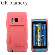 GR olamexy   Soft TPU Cover for Nokia N8 Registered + Free Shipping Drawing Printed Smart Mobile Cell Phone Case