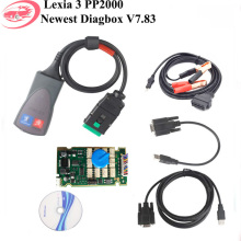 2017 Lexia Lexia 3 PP2000 Diagbox V7.83 with FW 921815C Diagnostic Tool Lexia3 Diagnostic Scanner for Citroen for Peugeot