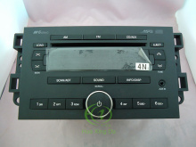 Free DHL/EMS DAEWOO 6 disc CD changer AGH-8111 for Chevrooleet captiva car radio MP3 tuner AM FM AUX SCAN(China)