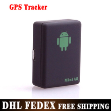 Mini Pet GSM/GPRS Tracker 850/900/18001900mHZ For Elder Kid Pet Car TrackVia PC PDA Cell Phone 20pcs/lot
