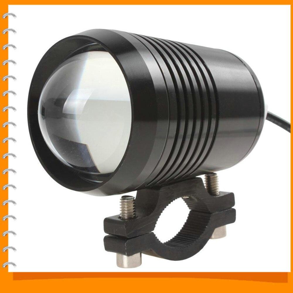 Black 30W 1200LM U2 LED Laser Fog Light Lamp LED Car Spot Light Headlight for Motorcycle / Auto / Bike Bicycle Light<br><br>Aliexpress